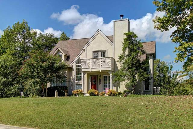 576 Kings Hills Blvd, Pigeon Forge, TN 37863 (#1168018) :: The Terrell-Drager Team