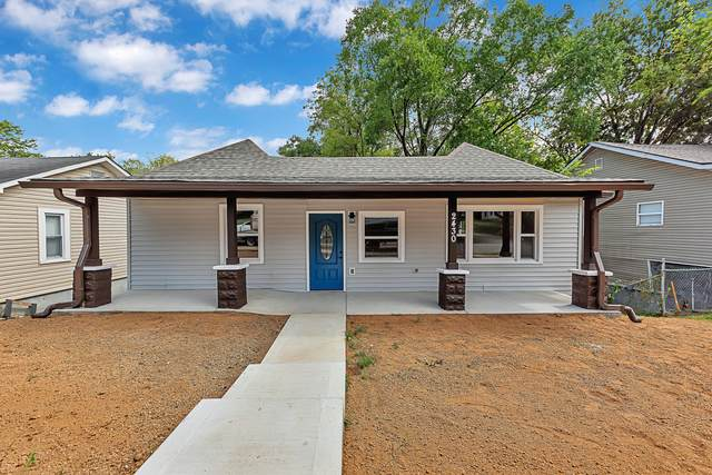 2430 E Glenwood Ave, Knoxville, TN 37917 (#1168025) :: A+ Team