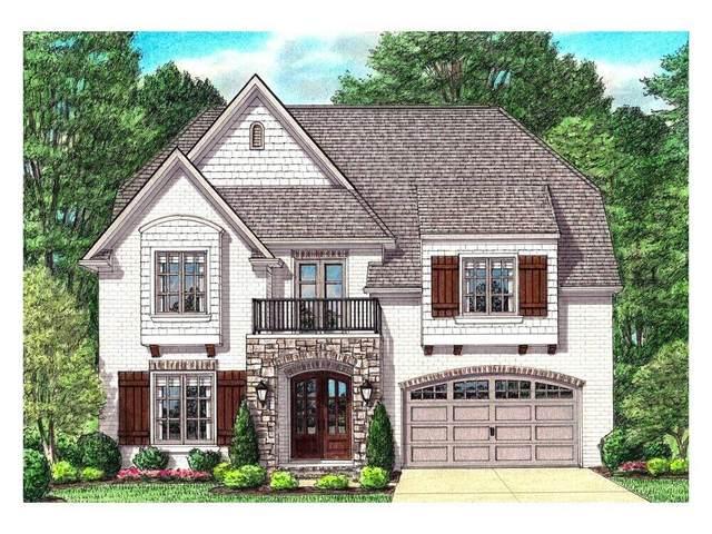 Lot 4 Lantern Way, Knoxville, TN 37922 (#1168143) :: Catrina Foster Group