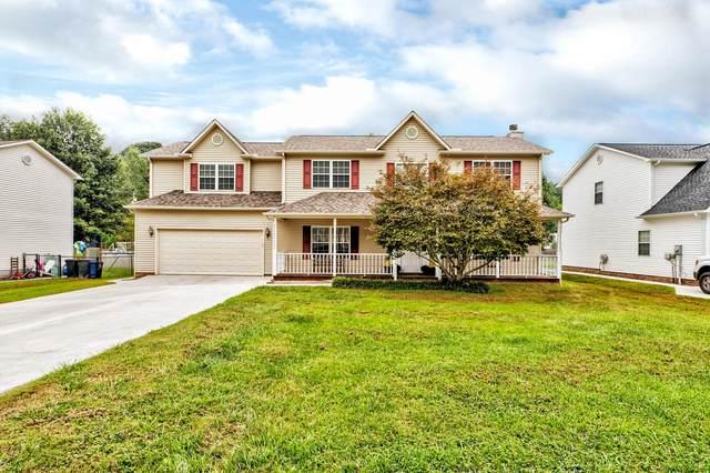 119 Jordan Drive, Caryville, TN 37714 (#1168202) :: Realty Executives Associates