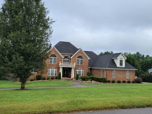 3607 Helmsley Court, Maryville, TN 37803 (#1168288) :: Billy Houston Group