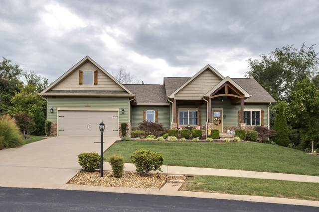 418 Cheeyo Place, Loudon, TN 37774 (#1168335) :: Shannon Foster Boline Group
