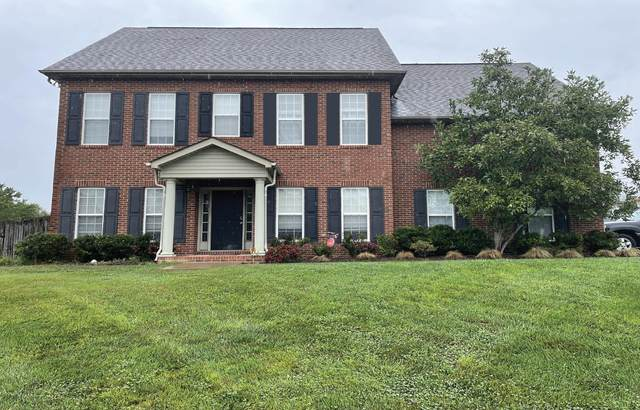 5001 Plum Rose Lane, Knoxville, TN 37918 (#1168378) :: Shannon Foster Boline Group