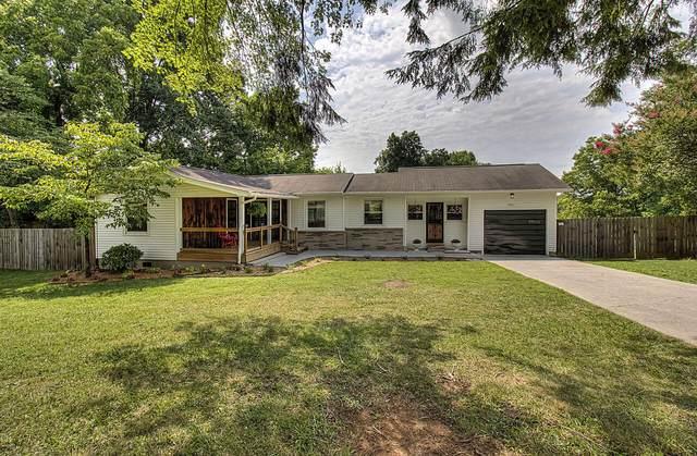 1221 Bradshaw Garden Drive, Knoxville, TN 37912 (#1168415) :: Realty Executives Associates