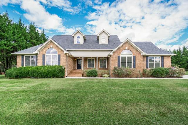 4565 Twin Creeks Drive, Cookeville, TN 38506 (MLS #1168439) :: Austin Sizemore Team