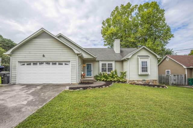 2021 Smoky River Rd, Knoxville, TN 37931 (#1168496) :: Billy Houston Group