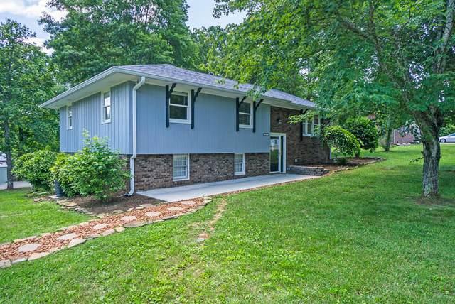 1700 Bunker Hill Rd, Cookeville, TN 38506 (#1168644) :: Cindy Kraus Group | Engel & Völkers Knoxville