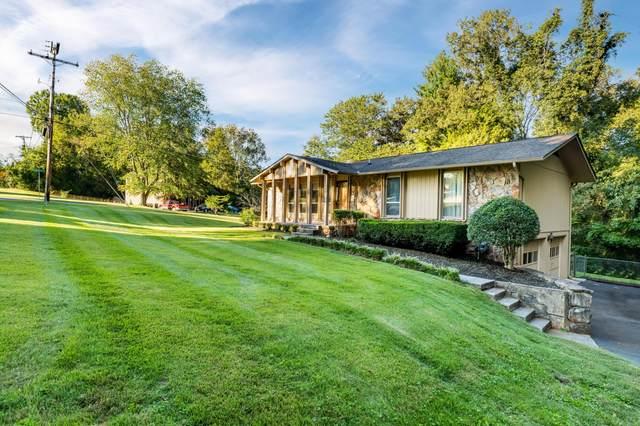 722 Crest Forest Rd, Knoxville, TN 37923 (#1168662) :: Cindy Kraus Group | Engel & Völkers Knoxville