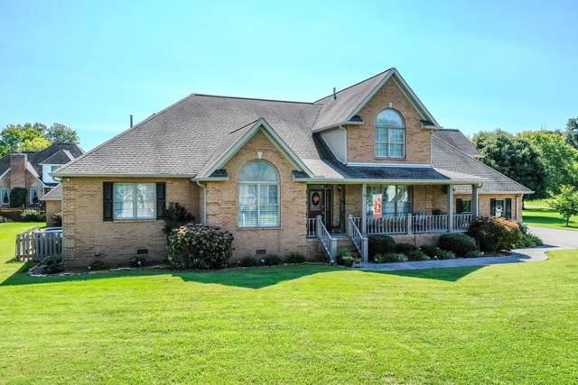 318 Hidden Cove Court, Maryville, TN 37803 (#1168737) :: Cindy Kraus Group | Engel & Völkers Knoxville