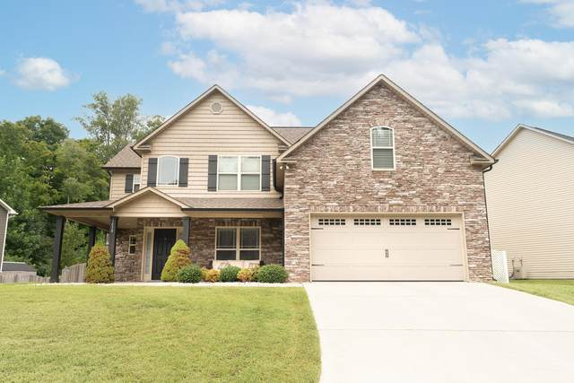 1438 Yarnell Station Blvd, Knoxville, TN 37932 (#1168750) :: Cindy Kraus Group | Engel & Völkers Knoxville