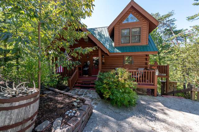 2207 Shooting Star Way, Sevierville, TN 37862 (#1168770) :: Catrina Foster Group