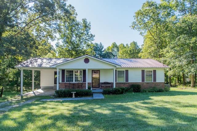 130 Oak Hill Drive, Jamestown, TN 38556 (#1168795) :: Cindy Kraus Group | Engel & Völkers Knoxville
