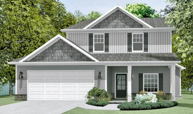 112 Deerberry Lane Lot 96, Oak Ridge, TN 37830 (#1168943) :: Catrina Foster Group