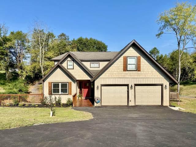 208 Overlook Drive, Sevierville, TN 37876 (#1169293) :: Realty Executives Associates