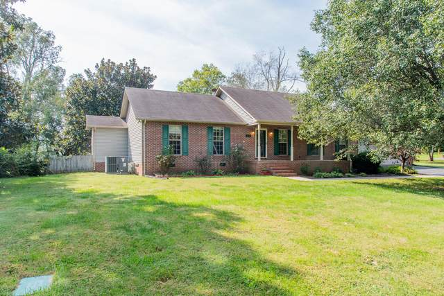 1406 W Riverside Drive, Cookeville, TN 38506 (#1169344) :: Cindy Kraus Group | Engel & Völkers Knoxville