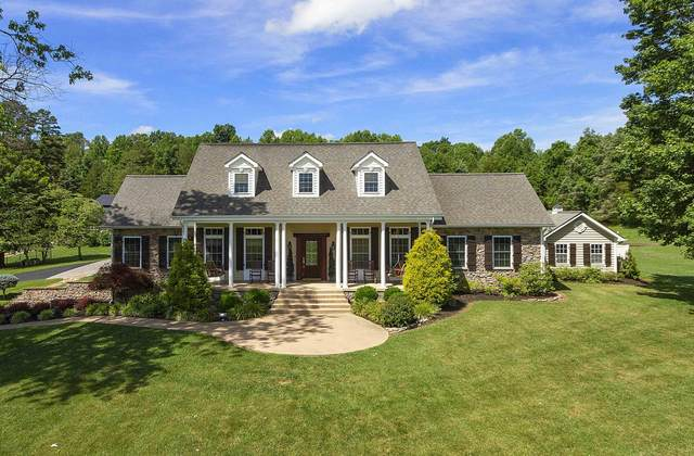 495 Park Lane, Andersonville, TN 37705 (#1169392) :: Tennessee Elite Realty