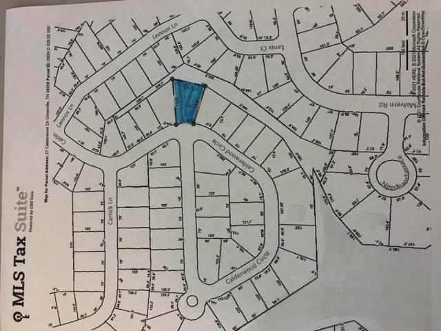 27 Calderwood Circle, Crossville, TN 38558 (#1169393) :: A+ Team