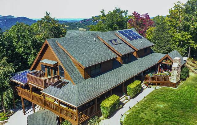 00 Caney Creek Rd, Pigeon Forge, TN 37863 (#1169411) :: The Terrell-Drager Team