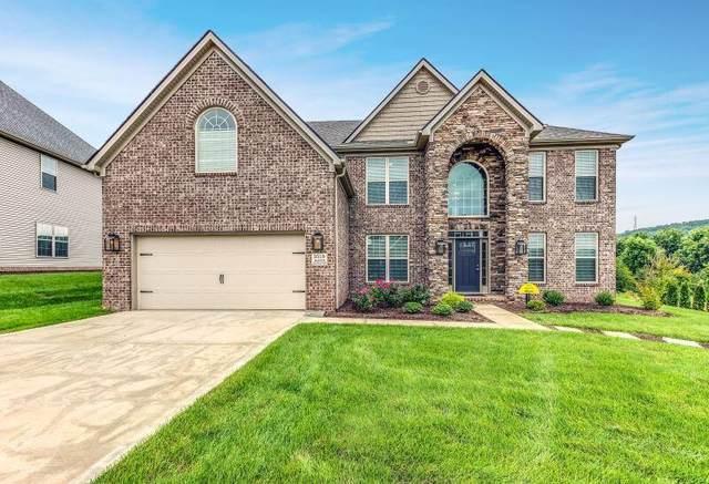 2518 Timber Highlands Lane, Knoxville, TN 37932 (#1169472) :: Cindy Kraus Group | Engel & Völkers Knoxville