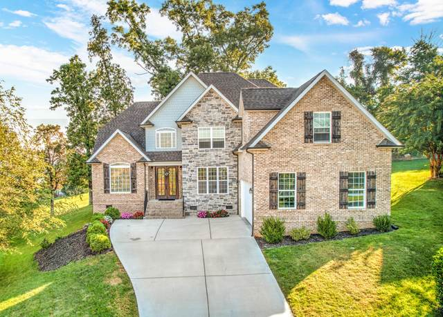 10301 Noras Path Lane, Knoxville, TN 37932 (#1169489) :: Billy Houston Group