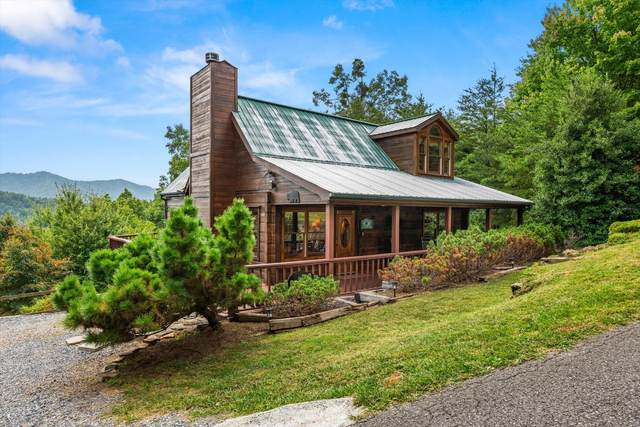 2694 Briley Way, Sevierville, TN 37862 (#1169616) :: The Terrell-Drager Team