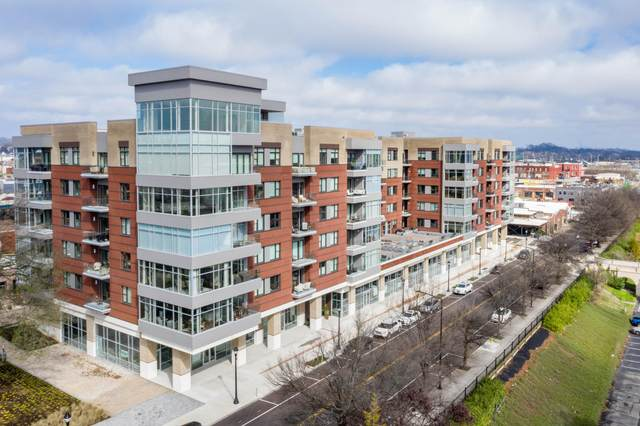 333 W Depot Ave #410, Knoxville, TN 37917 (#1169666) :: Billy Houston Group
