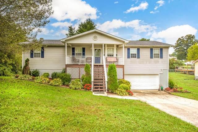 117 Bertha Lane, Jacksboro, TN 37757 (#1169770) :: Realty Executives Associates