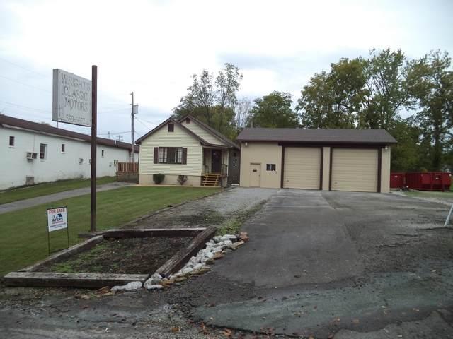 201 E Davis Lane, Oneida, TN 37841 (#1169849) :: Tennessee Elite Realty