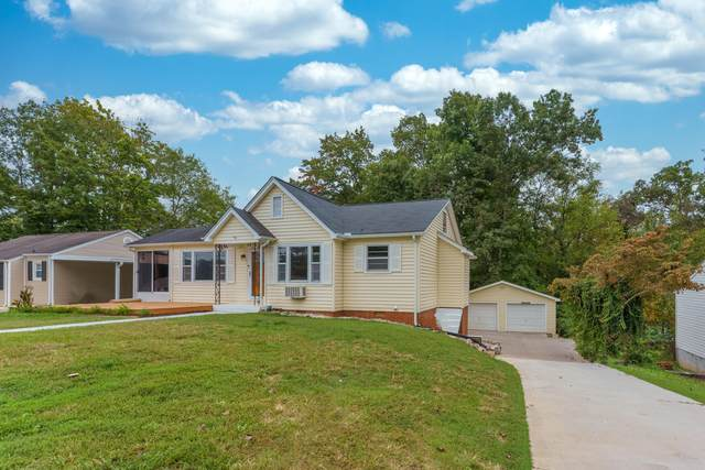 314 Colonial Drive, Knoxville, TN 37920 (#1169862) :: Cindy Kraus Group | Engel & Völkers Knoxville