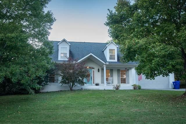 1871 Ridge Creek Lane, Knoxville, TN 37938 (#1169875) :: Cindy Kraus Group | Engel & Völkers Knoxville