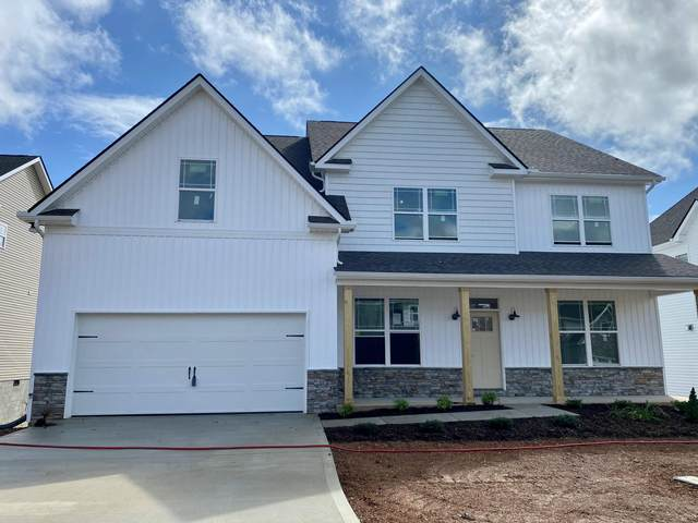 12710 Myrtle Ridge Lane, Knoxville, TN 37932 (#1169983) :: Cindy Kraus Group | Engel & Völkers Knoxville
