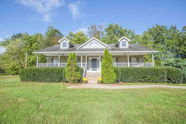 245 Cash Smith Drive, Oneida, TN 37841 (#1170109) :: Tennessee Elite Realty