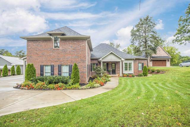 515 NW Broome Rd, Knoxville, TN 37909 (#1170116) :: Adam Wilson Realty