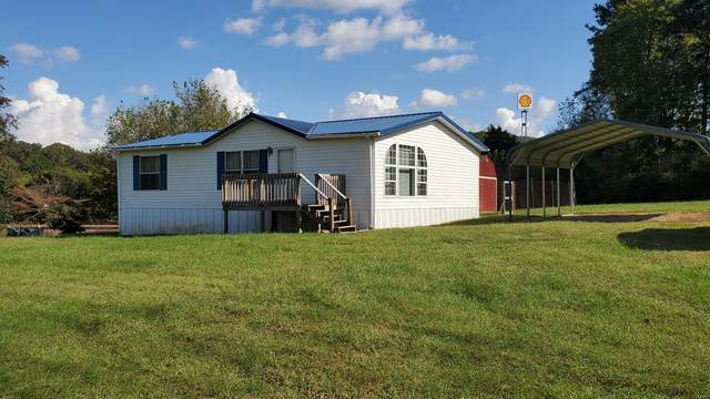 495 Old Valley Rd, Harriman, TN 37748 (#1170124) :: Tennessee Elite Realty