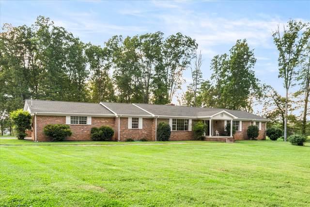 190 Stinnett Ridge Road, Madisonville, TN 37354 (#1170179) :: Cindy Kraus Group | Engel & Völkers Knoxville