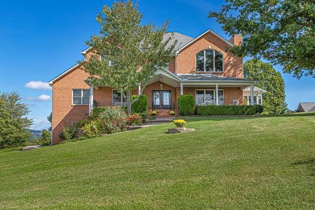 405 Woodstock Drive, Rutledge, TN 37861 (#1170378) :: Cindy Kraus Group   Engel & Völkers Knoxville