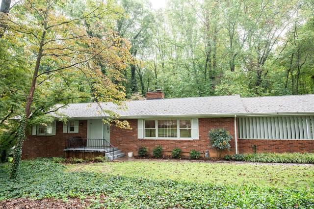 1011 W W. Outer Drive, Oak Ridge, TN 37830 (#1170400) :: Adam Wilson Realty