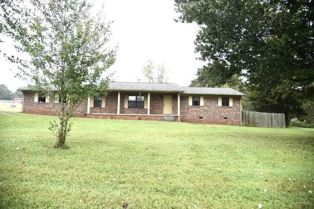 100 Montcrest Drive, Lenoir City, TN 37771 (#1170434) :: Adam Wilson Realty
