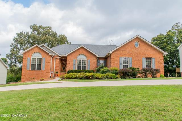 584 Windrowe Drive, Cookeville, TN 38506 (#1170511) :: Tennessee Elite Realty