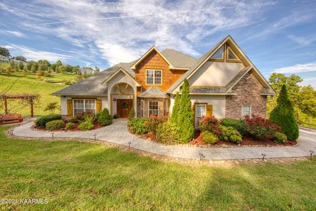 3419 Bentwood Drive, Kodak, TN 37764 (#1170550) :: Tennessee Elite Realty