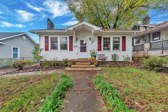 1116 Fairfax Ave, Knoxville, TN 37917 (#1170563) :: Tennessee Elite Realty