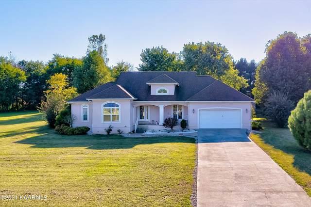 1263 Christianburg Lane, Sweetwater, TN 37874 (#1170571) :: Catrina Foster Group