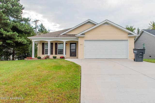 1611 Bobby Nichols Drive, Cookeville, TN 38506 (#1170597) :: Tennessee Elite Realty