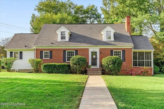 1129 Tapoco Ave, Maryville, TN 37801 (#1170631) :: Cindy Kraus Group | Engel & Völkers Knoxville