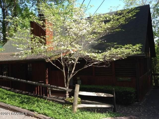 1736 Ridgecrest Drive, Sevierville, TN 37876 (#1170639) :: The Terrell-Drager Team