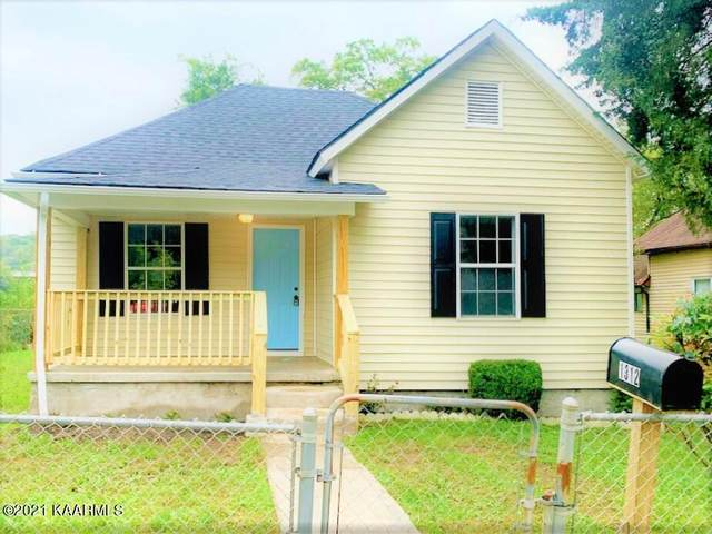 1312 New York Ave, Knoxville, TN 37921 (#1170684) :: Collins Family Homes | Keller Williams Smoky Mountains