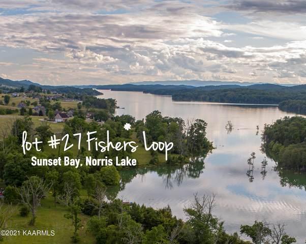 Lot 27 Fishers Loop, Sharps Chapel, TN 37866 (#1170697) :: Tennessee Elite Realty