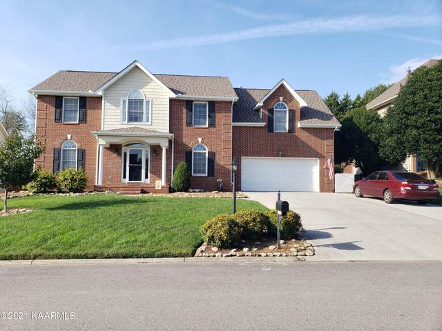 3459 Meadow Top Lane, Knoxville, TN 37931 (#1170726) :: A+ Team