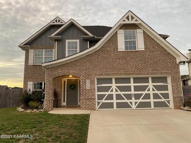 9909 Cinnamon Lane, Knoxville, TN 37923 (#1170756) :: Adam Wilson Realty