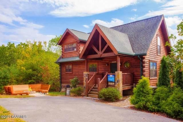 3132 Mountain Grace Ln., Sevierville, TN 37876 (#1170763) :: Cindy Kraus Group | Engel & Völkers Knoxville